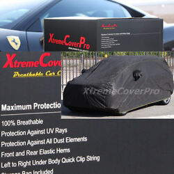 2011 2012 2013 Lincoln Mkx Breathable Car Cover W/mirrorpocket