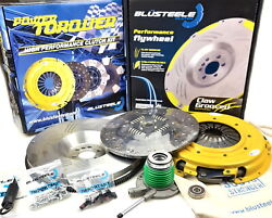 Mantic Stage 3 Clutch Kit For Holden Commodore Vf 6.2 L Mpfi Ls3 10/2015-on