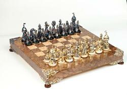 Silver Gift chess