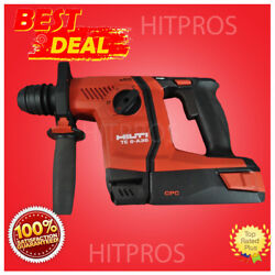 Hilti Te 6-a36 Hammer Drill, Brand New, Complete Set, Fast Shipping