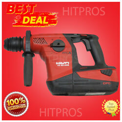 Hilti Te 30-a36 Hammer Drill Brand New Free Chisels And Bits Fast Shipping