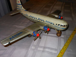 Tin Gama West Germany Made By Pan American World Airways Pan Am Japan