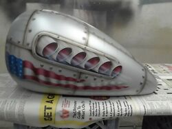 Special  Airbrush Harley Gas Tank/fenders/ Fatboy/heritage  00-06