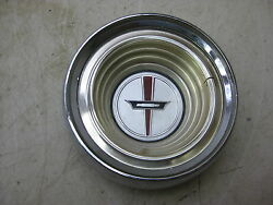1962 Chevy Belair 2 And 4 Door Sedan Station Wagon And 2 Dr Hardtop Horn Cap 2204