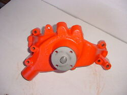 1969 - 1970 Camaro / Chevelle Chevy Bb Water Pump 3931065 Dated L308