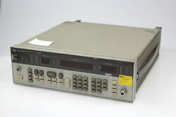 HP 8656A Signal Generator 0.1 - 990 MHz