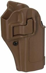 Blackhawk! Serpa CQC Carbon Fiber Coyote Tan Holster Fits 1911 - Matte Finish $44.43