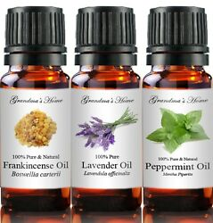 5 Ml Essential Oils - 100 Pure And Natural - Therapeutic Grade - Free Shipping