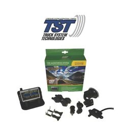 Tst-507-ft-4-c New Generation Color Monitor 4 Sensor Tire Monitor System W/ Flow