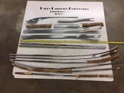 1957-58 Cadillac Superior Hearse And Professional Cars New Old Stock Trim