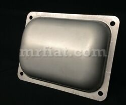 For Porsche 356 A Up To Bt5 Stainless Steel Front Steering Box Access Cover New