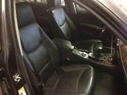 BMW E90 Right Left Front Rear Complete Leather Interior Seats Black Power Sedan