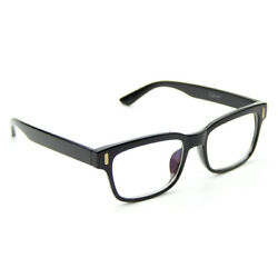 Cyxus Classic Fashion Plain Glass Spectacles Optical Glasses Men Women Eyewear $9.90