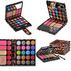 Professional Makeup Kit Cosmetic Set Eyeshadow Palette Blush Concealer Teen Girl $26.99