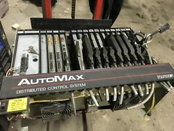 Reliance Electric Automax Distributed Control System 803456-8r 16 Slot