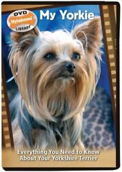 My Yorkie Everything You Need To Know About Your Yorkshire Terrier - DVD - NEW