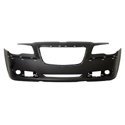 Replacement Bumper Cover For 11-14 300 Front Ch1000a00pp
