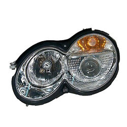 Replacement Headlight Assembly For Mercedes-benz Driver Side Mb2502133