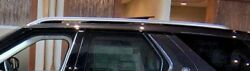 Land Rover Oem Silver Roof Rails With Finishers All New Discovery 2017+ L462 New