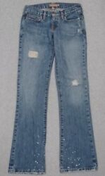 Abercrombie And Fitch Vintage 5 Pocket Jeans Size 10l