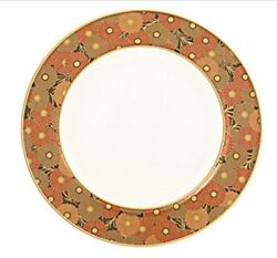 New - L By Lenox Gilded Tapestry Fine Bone China 6 Bread And Butter Plate