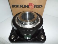 New In Box Rexnord Link-belt Zf9215 4-bolt Flange Bearing 2-15/16 Fast Ship