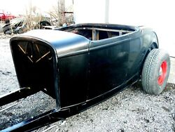 32 Ford Roadster Glass Body FREE DELIVERY TO SW Swap-DALLAS Carlisle DAYTONA