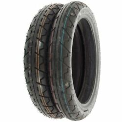 Irc Durotour Rs-310 Tire Set - Honda Vf700s Vf750s Vf1100s - Tires Only