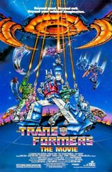Trans Formers 11 X 17 Movie Collectorand039s Poster Print - B2g1f