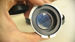 Extremely Rare B3 B4 Mount Adapter Correction Glass Lens Bmpcc Hd Arri 4k Gh5