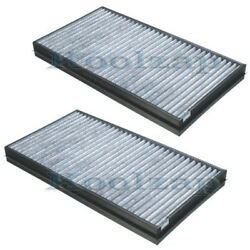 04-10 Bmw 5 And 6-series Carbon Charcoal Element Interior Blower Cabin Air Filter