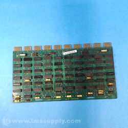 General Electric 44a391791-g02 Pc Board Mfr1a For Model 7500 Rsip