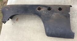 1951 1952 Buick 50 Series Left Front Fender New Old Stock