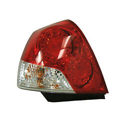 Replacement Tail Light Assembly For Infiniti Passenger Side In2801116oe