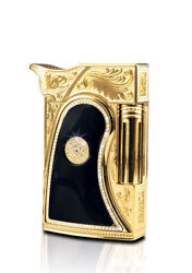 ST Dupont Conquest of the Wild West Limited Edition 8 Diamond Collection Lighter