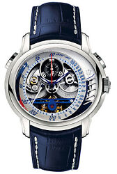 Audemars Piguet Millenary MC12 Tourbillon Platinum 10-Days 26069PT.OO.D028CR.01