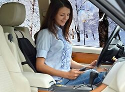 Universal Car Seat Heater Quick warm-up And Automotive Cooling Comfortable DED