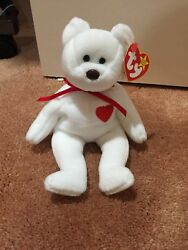 Ty Beanie Baby Valentio Retired 1993 Mint Condition W/ Hang Tag.andnbsp