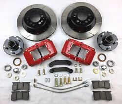 65-73 Mustang 13x1.25 Front Disc Brake System