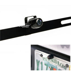Hd Ccd Car License Plate Backup Camera Rearview System For Cars, Rv, Suv, Pickup