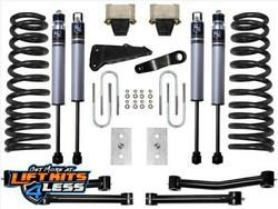 Icon K214500t 4.5 Suspension Lift Kit-stage1 For 03-08 Dodge Ram 2500/3500 4wd