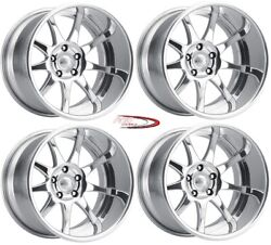 18 Pro Wheels Rims Touring Forged Billet Line Us American Alloys