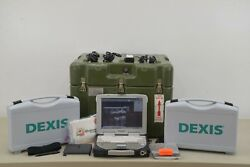 2 Sets Dexis 601P Digital X-Ray Sensor System w Laptop Software