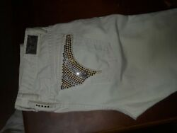 Men Robin Jeans Size 40 Black And White Red Pair Size 42 From Saks 5th