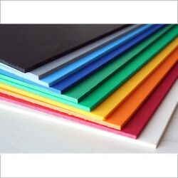Foam Board Size A4 A3 A2 A1 Thickness 3mm 5mm 10mm Colour White Or Black