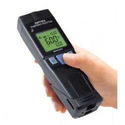 Optex Pt-s80 Portable Non-contact Thermometer High Performance Mfgd