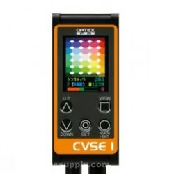 Optex Cvse1-n21-racolor Area Sensor All In One Design Narrow View Mfgd