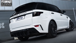 Body Kit for Range Rover Sport 2014+ (STR Ver.2)