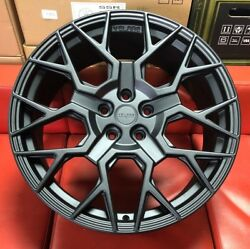 23 Velare Vlr02 Alloys 10.5j 5x130 Fits Bentley Bentayga Concave Made In Europe