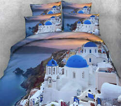 Limpid River Water 3d Printing Duvet Quilt Doona Covers Pillow Case Bedding Sets